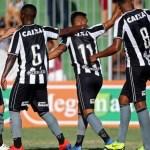 Botafogo bate Sol de América no Paraguai pela Copa Sul-Americana