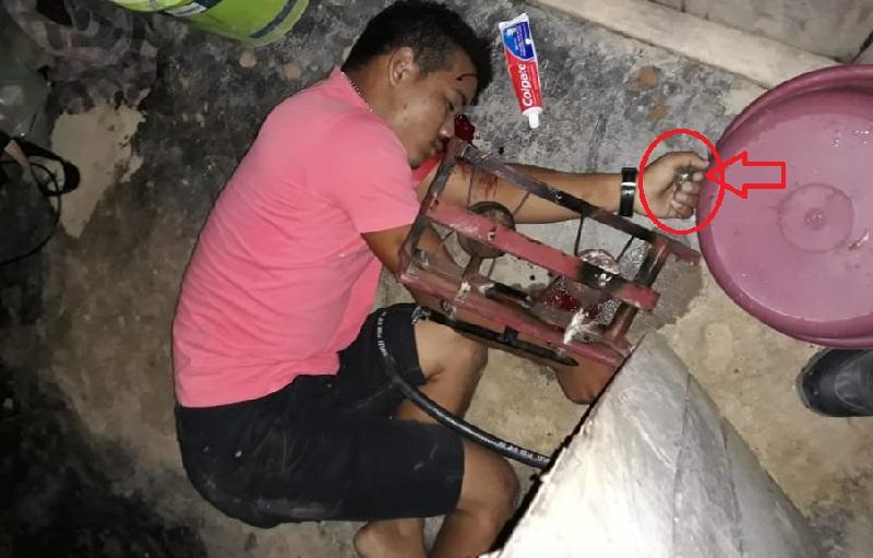 Homem assassinado dentro de casa no bairro Jardim Santarém tinha droga na mão.