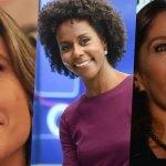 Maju Coutinho, Adriane Galisteu e Fernanda Gentil são demitidas da Globo