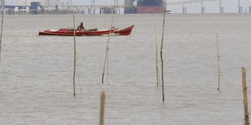 pescador morre afogado