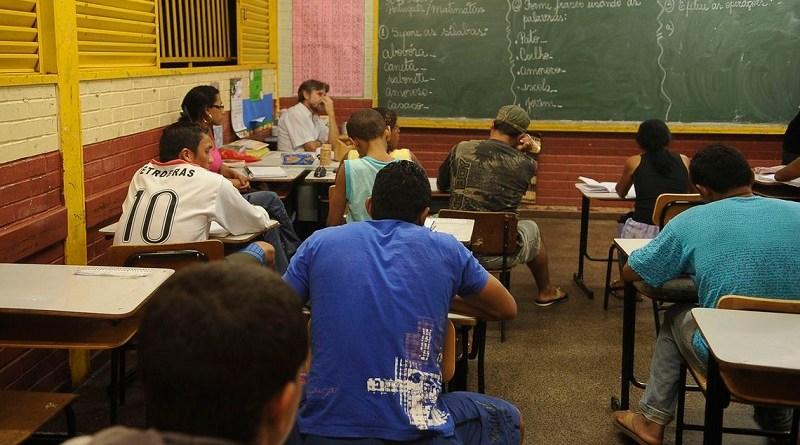 sala aula escola
