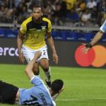 Estrutura de Copa do Mundo, público de estadual em Uruguai x Equador