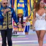 Anitta encerra Copa América e vira assunto mais comentado na web