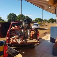 Caminhonete com 850 quilos de maconha é apreendida no Pará