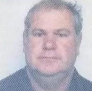 Motorista assassinado (identidade ainda não confirmada)
