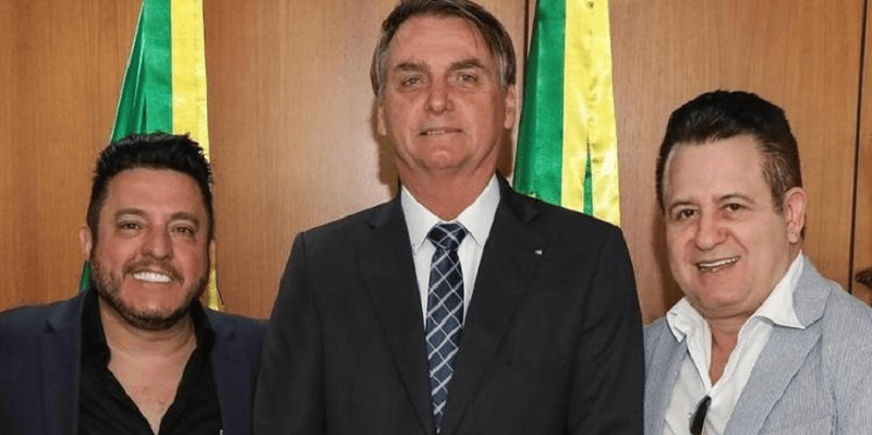 bruno marrone - bolsonaro
