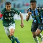 Palmeiras revive rivalidade histórica em mata-matas contra o Grêmio