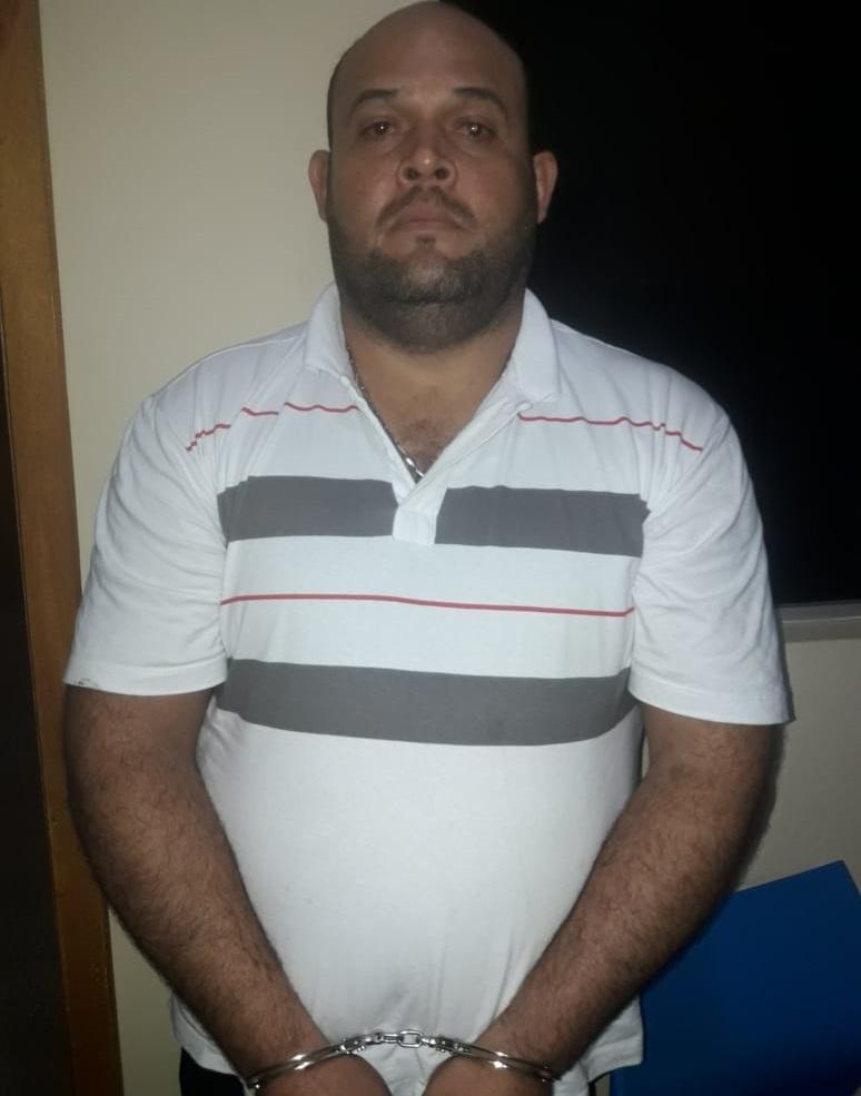 Wanderson Pereira Lima(Foto:Divulgação Policia)