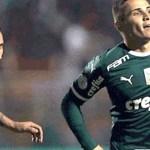 Palmeiras bate Fluminense e vê líder a três pontos