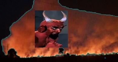 fogo capeta