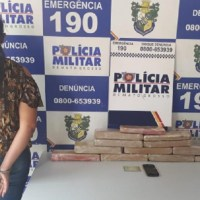 Mulher  é presa no Mato Grosso e confessa que droga tinha como destino Novo Progresso