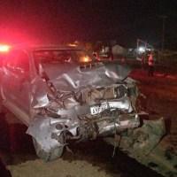 Filho de pioneiro morre ao bater de frente com carreta na BR 163 em Novo Progresso