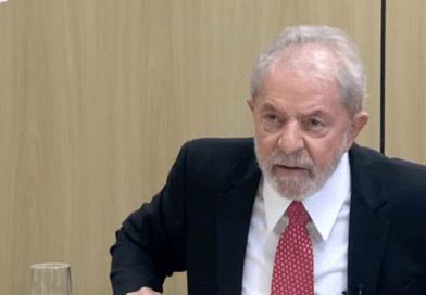 """Eu quero provar que Moro é o bandido, não eu"""", diz Lula à RTP"""