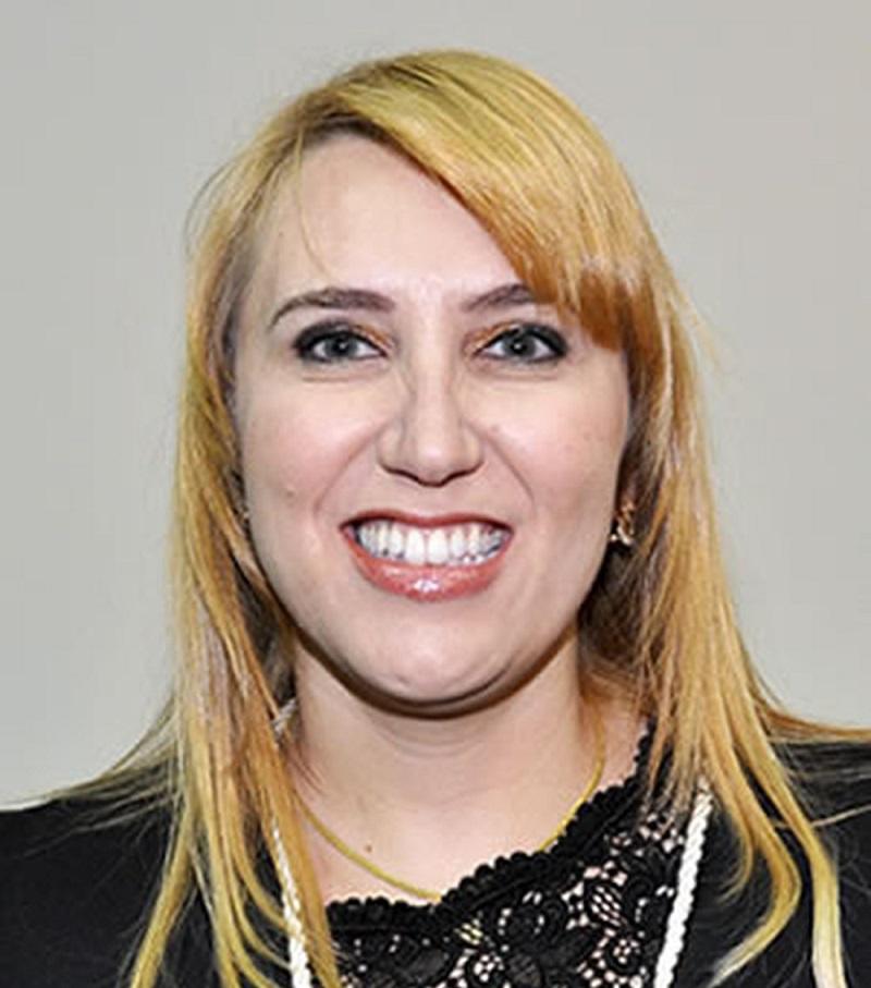 Juíza Glauciane Chaves de Melo — Foto: Assessoria/TJMT