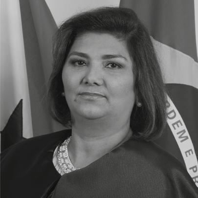 Mara Lúcia Barbalho da Cruz (Foto:Reprodução TCM)