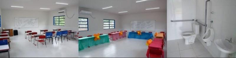 salas escolas