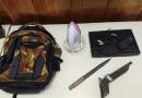 Dupla é presa suspeita de praticar assaltos em Oriximiná