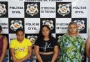 Agente prisional e outras nove pessoas são detidas por tráfico de drogas