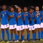 Brasil perde na estreia de torneio futebol feminino sub-20 nos Estados Unidos