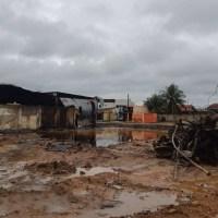 Castanha dono do mercado atingido por incêndio fala em prejuízos e volta em 60 dias para gerar até mil empregos em Novo Progresso