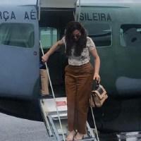 Repatriada da China chegou na tarde deste domingo em Novo Progresso