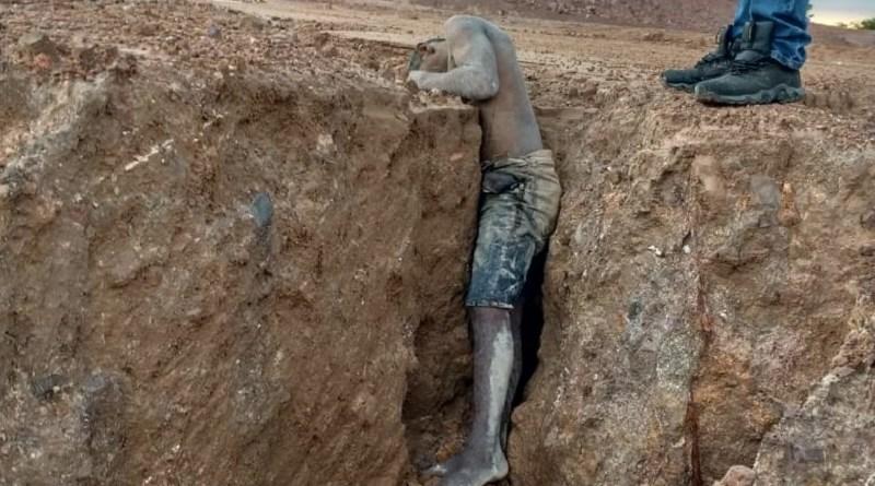 Homem encontrado morto em vala  é enterrado como indigente em Novo Progresso