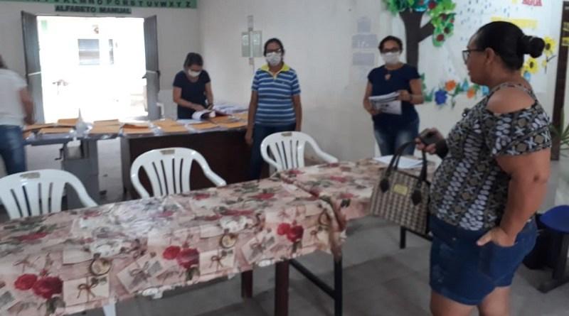 Com aulas suspensa escola Tancredo Neves disponibilizam atividades pedagógicas para alunos