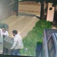 Polícia encontra, vazio, o cofre roubado em residência de Novo Progresso