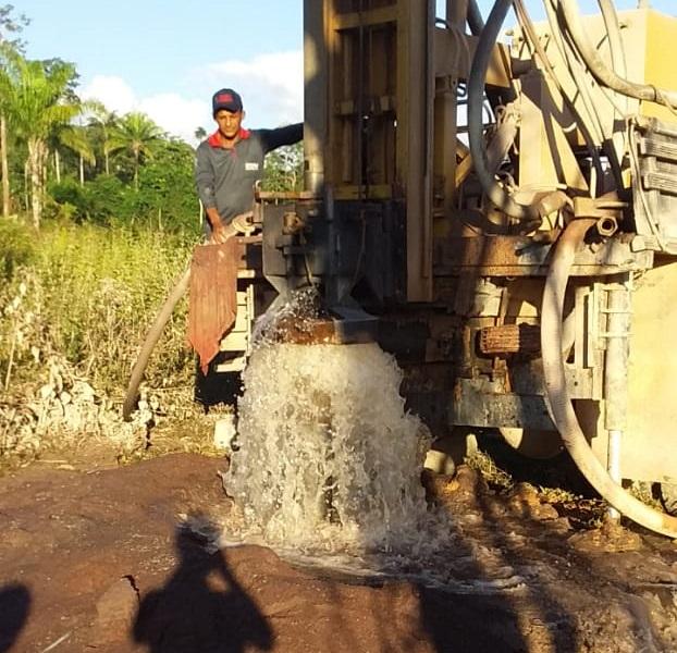 Os poços deverão ser instalados até julho deste ano. (Foto:Ilustrativa)