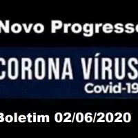 Novo Progresso tem 14 novos casos e uma morte por covid-19 nas últimas horas