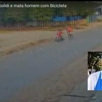 Homem morre após ter bicicleta atropelada por moto em Novo Progresso
