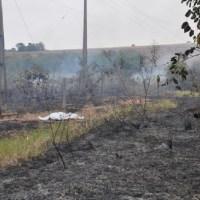 Trabalhador rural morre eletrocutado- Teve propriedade atingida por fogo em assentamento