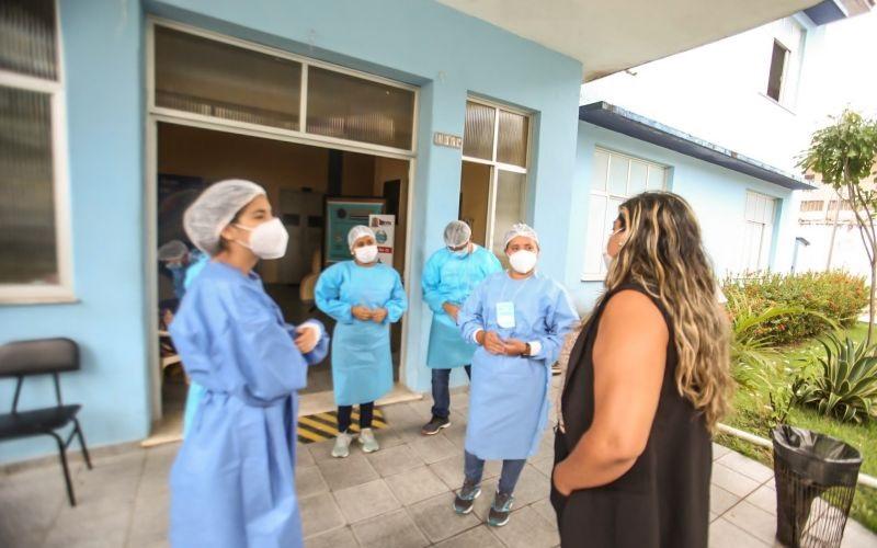 Nesta terceira fase, mais de 200 profissionais irão atuar no levantamento feito pelo Estado Foto: Alex Ribeiro - Ag. Pará