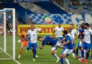 Cruzeiro perde em casa e se aproxima da zona de rebaixamento