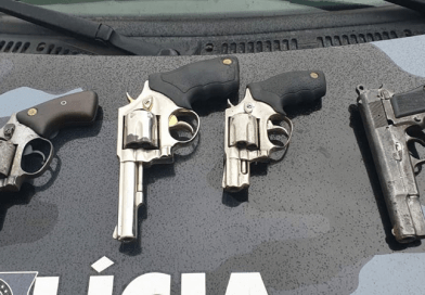 Quatro bandidos morrem em troca de tiros com a PM em Mato Grosso