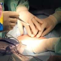 Dr Fidêncio é processado por esquecer gaze dentro de paciente e mulher teve que abrir abdômen