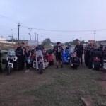 """Motociclistas estão percorrendo """"BR 163″ destino Santarém"""
