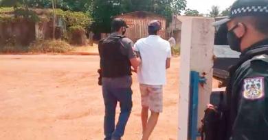 Operação integrada entre a Polícias Civil e Militar de Rurópolis prende assassino de adolescente