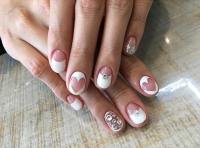31 Elegant Wedding Nail Art Designs  Page 26  Foliver blog