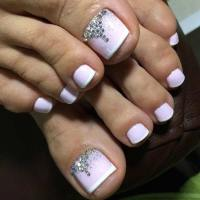 31 Elegant Wedding Nail Art Designs  Page 8  Foliver blog