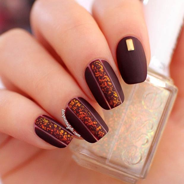 35 Cool Nail Designs to Try This Fall \u2013 Page 25 \u2013 Foliver blog