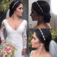 40 Chic Wedding Hair Updos for Elegant Brides  Page 24 ...