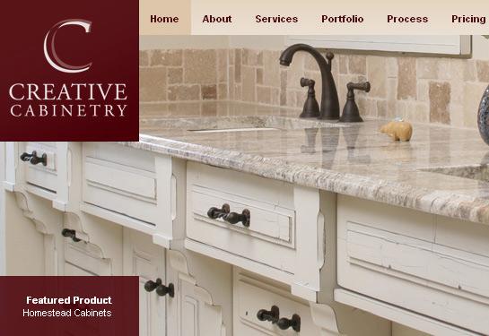 Breckenridge, Colorado Website Development: Creative Cabinetry