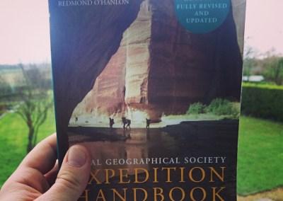 The RGS Expedition Handbook