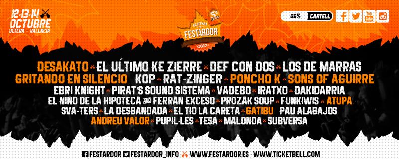 FESTADOR 2017