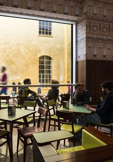 Bar Luce \u2013 Fondazione Prada Decoration Interieur Cafe ...