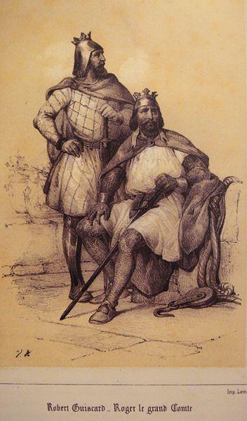 L'itinerario seguito da Federico II salpato da Brindisi il 28 giugno 1228