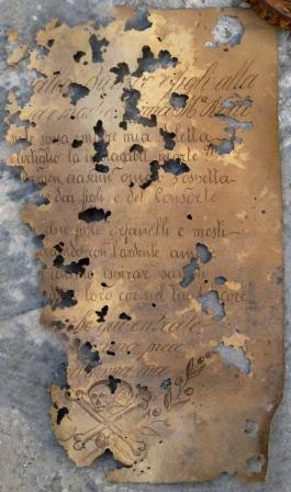 Quella foto della trisavola… Elucubrazioni settembrine su un occasionale reperto di fine Ottocento