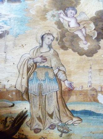 Una mostra per descrivere il culto di S. Irene a Lecce