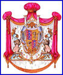 Stemma ducale della Casata Acquaviva